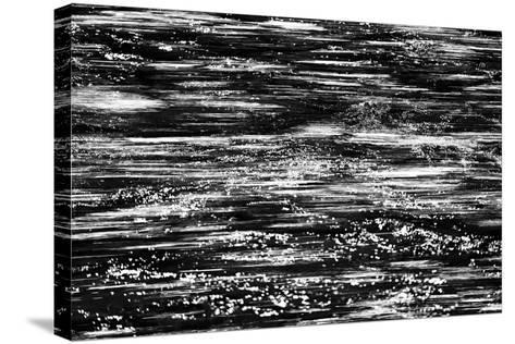 River Running-Ursula Abresch-Stretched Canvas Print