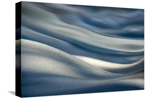 On a Cold Day in Winter-Ursula Abresch-Stretched Canvas Print