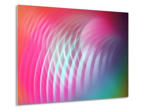 Slinky-Heidi Westum-Metal Print