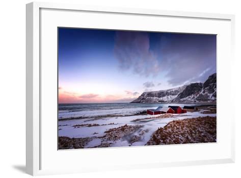 Promises of Dawn-Philippe Sainte-Laudy-Framed Art Print