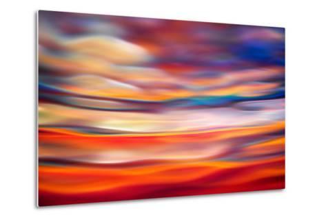 Silky Dawn-Ursula Abresch-Metal Print