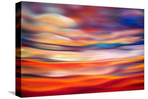 Silky Dawn-Ursula Abresch-Stretched Canvas Print