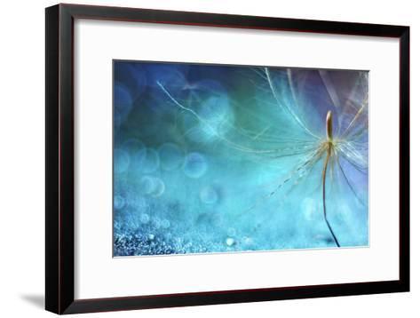 Dancing on the Sea Floor-Heidi Westum-Framed Art Print