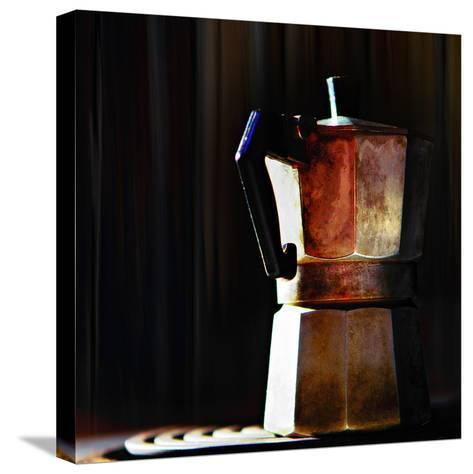 Morning Coffee-Ursula Abresch-Stretched Canvas Print