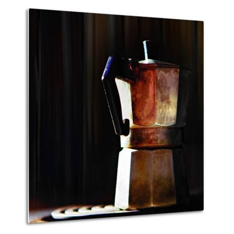 Morning Coffee-Ursula Abresch-Metal Print