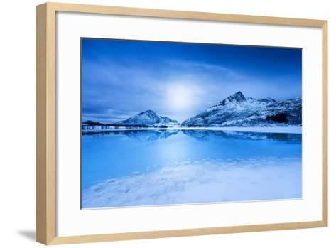 The Offering-Philippe Sainte-Laudy-Framed Art Print