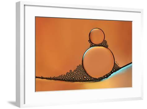 Peach-Heidi Westum-Framed Art Print