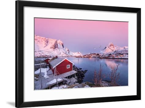 First Take-Philippe Sainte-Laudy-Framed Art Print