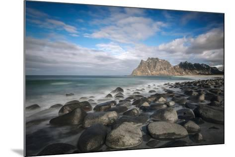 Sea and Stones-Marco Carmassi-Mounted Photographic Print