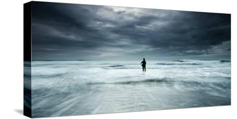 Fishing a Dream-Paulo Dias-Stretched Canvas Print