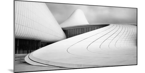 Heydar Aliyev Centre-Richard Krchnak-Mounted Photographic Print