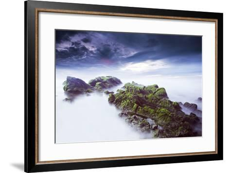Green Loneliness-Nuno Araujo-Framed Art Print