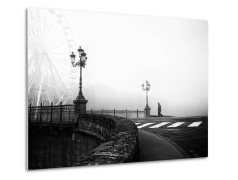 Foggy Day-Thierry Boitelle-Metal Print