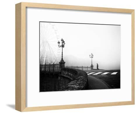 Foggy Day-Thierry Boitelle-Framed Art Print
