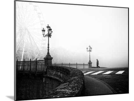 Foggy Day-Thierry Boitelle-Mounted Photographic Print