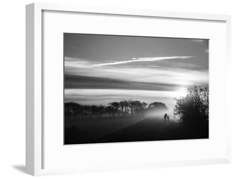 Terschelling-Liesbeth Van Der-Framed Art Print