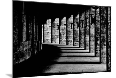 Berliner Olympic Stadion-Susanne Stoop-Mounted Photographic Print
