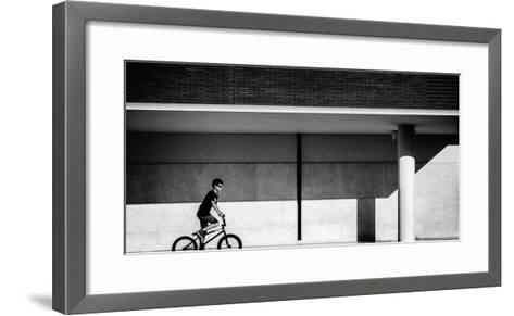 Shades of Gray-Jo?o Castro-Framed Art Print