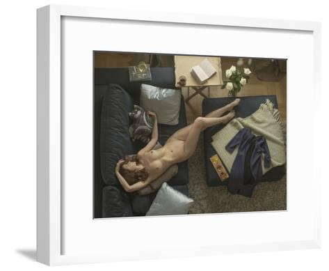 Untitled-David Dubnitskiy-Framed Art Print