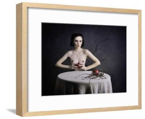 Forbiden Fruit-Alexandra Fira-Framed Art Print