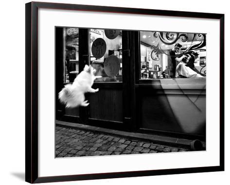 Last Customer-Mirela Momanu-Framed Art Print