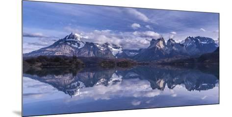 Torres Del Paine-Vladimir Driga-Mounted Photographic Print
