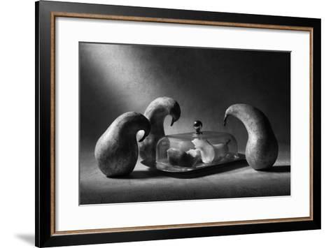 The Mausoleum-Victoria Ivanova-Framed Art Print