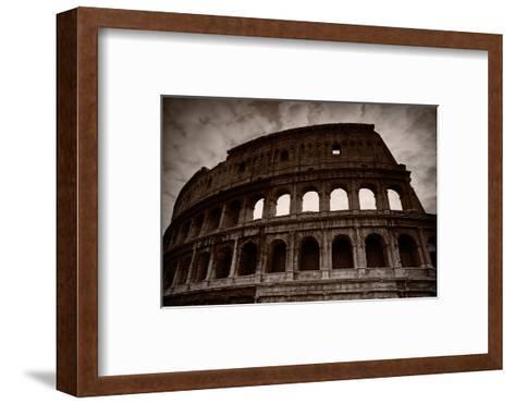 Colosseum-Stefan Nielsen-Framed Art Print