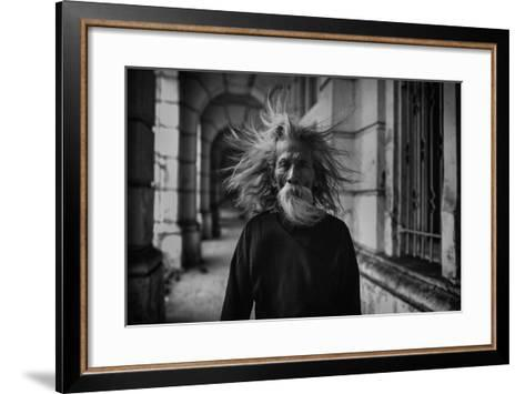 That Summer the Wind Blows-Hardibudi-Framed Art Print