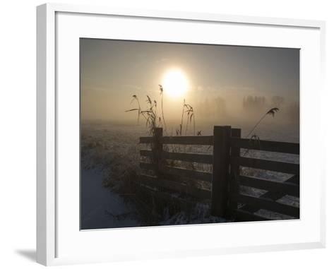 Winter Mood-Alida Van Zaane-Framed Art Print