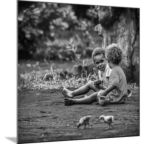 Double Date-Pavol Stranak-Mounted Photographic Print