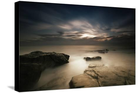 Morning Breaks-Mel Brackstone-Stretched Canvas Print