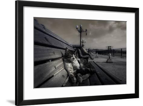 Sluggard-Ahmet Mustafa Arvas-Framed Art Print