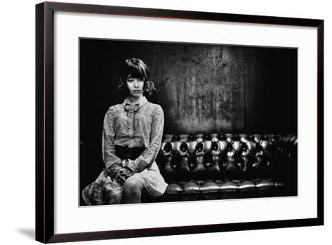 Untitled-Tatsuo Suzuki-Framed Art Print