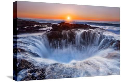 Thors and No. 039-Miles Morgan-Stretched Canvas Print