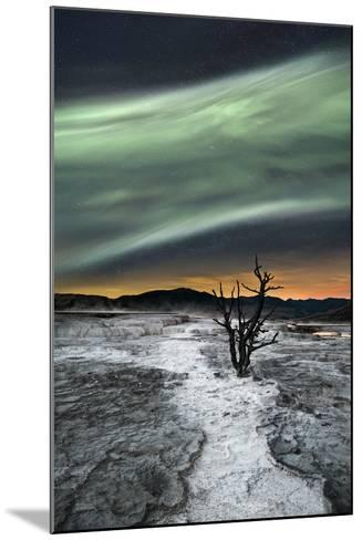 Magic Aurora-Liloni Luca-Mounted Photographic Print