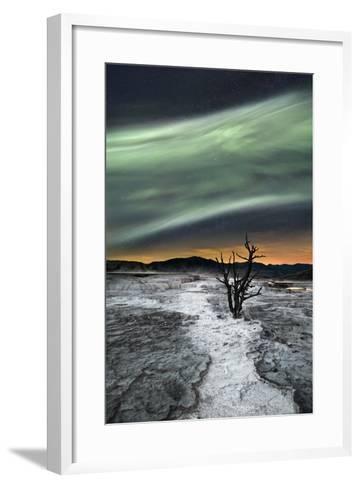 Magic Aurora-Liloni Luca-Framed Art Print
