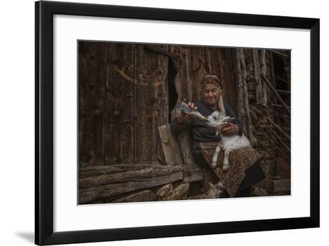 Substitute Mother-Desislava Ignatova-Framed Art Print