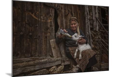 Substitute Mother-Desislava Ignatova-Mounted Photographic Print