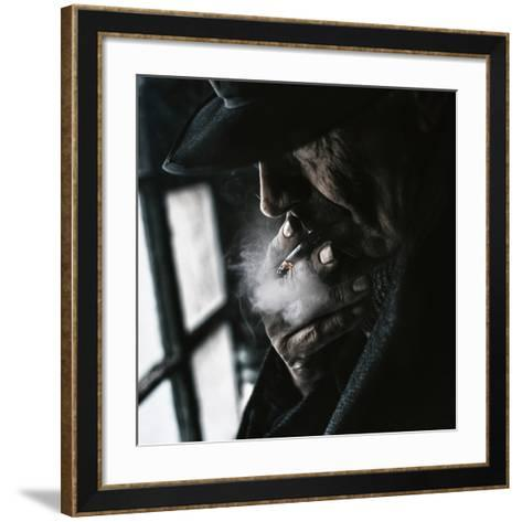 Untitled-Koki Jovanovic-Framed Art Print