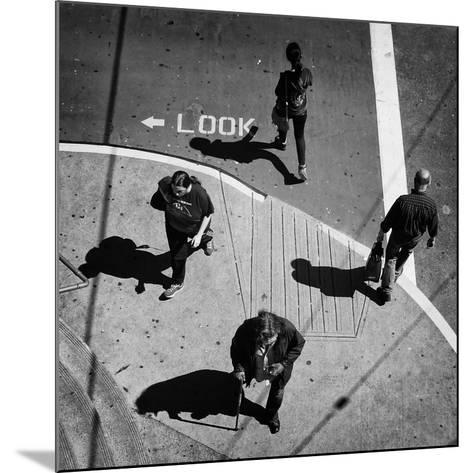Look-Jianwei Yang-Mounted Photographic Print