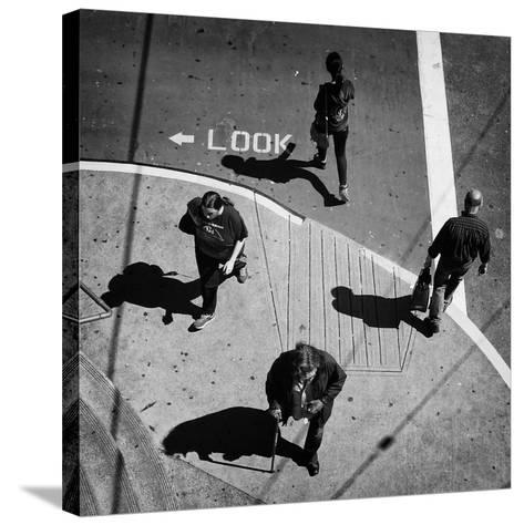 Look-Jianwei Yang-Stretched Canvas Print