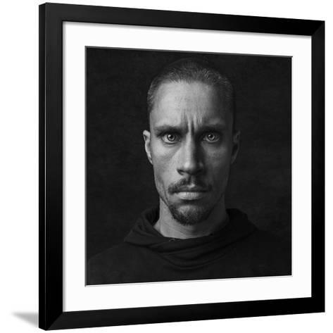 Burn-Bob Meijwaard-Framed Art Print
