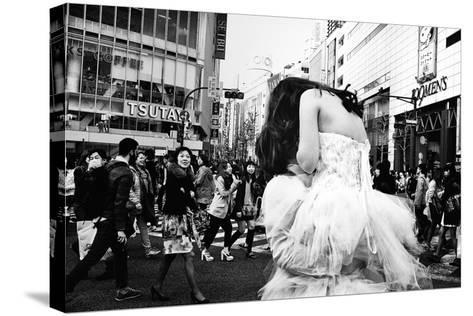 Untitled-Tatsuo Suzuki-Stretched Canvas Print