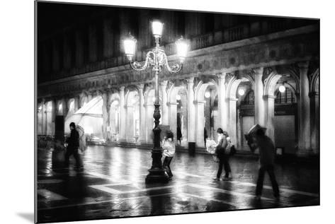 Apart From Storm and Rain ...-Roswitha Schleicher-Schwarz-Mounted Photographic Print
