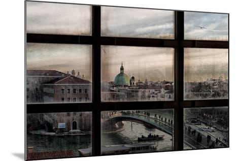Venice Window-Roberto Marini-Mounted Photographic Print