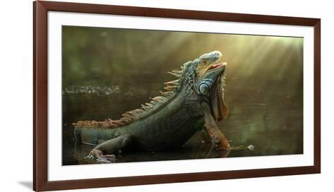 Morning Light-Fahmi Bhs-Framed Art Print