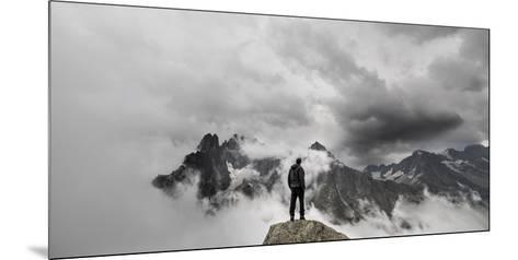 In the Clouds- Michal-Mounted Photographic Print