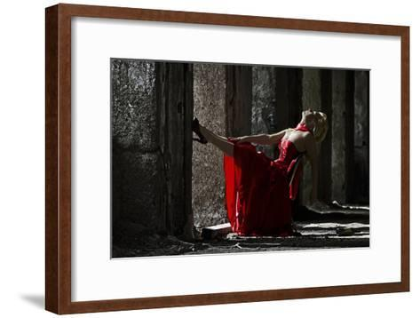 The Lady Is a Tramp-Maurizio Vicedomini-Framed Art Print