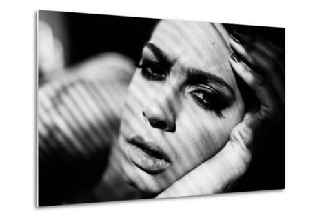 Sensuality-Martin Krystynek-Metal Print